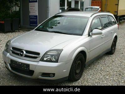 gebraucht Opel Vectra C 1.9 CDTI Caravan Edition * AUTOMATIK *