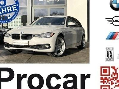 gebraucht BMW 335 d xDrive Touring Advantage Automatic
