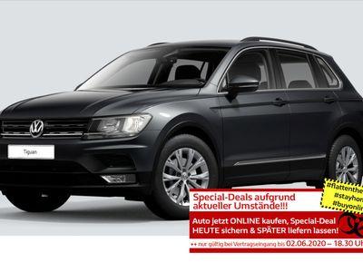 gebraucht VW Tiguan 2.0 TDI 150 CL Nav ACC SHZ in Kehl