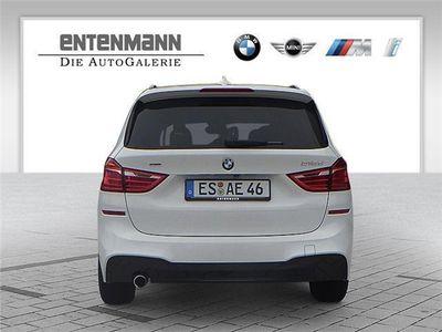 gebraucht BMW 218 Gran Tourer d M Sport Sportpaket Navi RFK