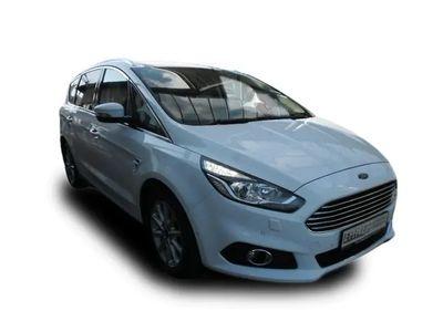 gebraucht Ford S-MAX 2.0TDCi Titanium NAVI Top-Zustand Garantie