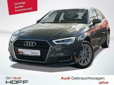 gebraucht Audi A3 Sportback 1.6 TDI LED Navi Plus 17 Zoll Teill