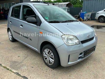 gebraucht Daihatsu Cuore 1.0 5-türer Klima