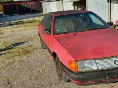 gebraucht Audi 100 C3, Bj 1988, nur für Liebhaber un...