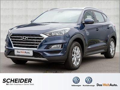 gebraucht Hyundai Tucson 1.6 CRDI 2WD PDC Sitzhzg. Kamera