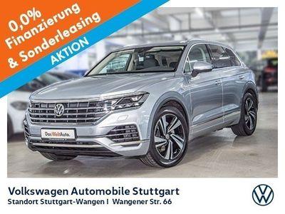 gebraucht VW Touareg 3.0 V6 TDI R-Line Navi LED ACC AHK