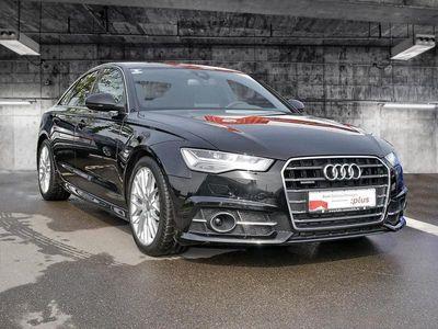 gebraucht Audi A6 Limousine 3.0TDI S-line qu.TIP EU6 LED Navi ACC eSD