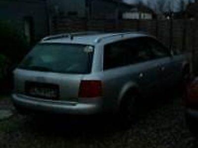 gebraucht Audi A6 4b 2.5tdi quattro fast volle hütte...