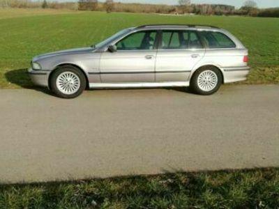 gebraucht BMW 528 i, LPG