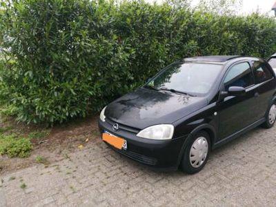 gebraucht Opel Corsa C 1.0