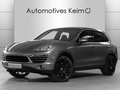 gebraucht Porsche Cayenne D PCM 21ZOLL SH VO&HI PRIVACY PA MEMORY