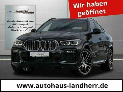 gebraucht BMW X6 xDrive40i M Sport // Laserlicht/Panorama/AHK Neu