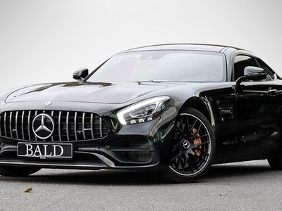 gebraucht Mercedes AMG GT S Carbon/Keramik/3D-Sound/TrackPace/Memo