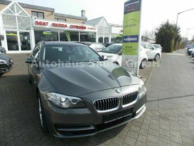 gebraucht BMW 518 Baureihe 5 Touring 518d/Leder/Navi