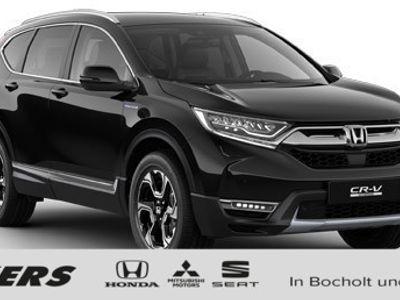 gebraucht Honda CR-V 2.0 i-MMD Hybrid 2WD Lifestyle