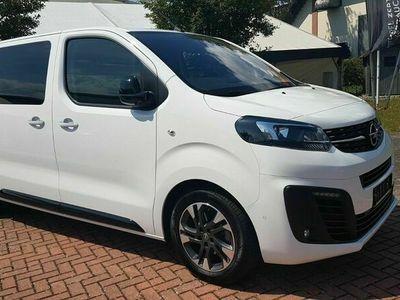 gebraucht Opel Zafira Life 2.0 D M Aut. Innovation