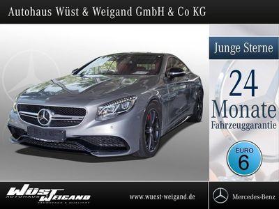 gebraucht Mercedes S63 AMG AMG Coupé 4MATIC COMAND APS/Pano.-Dach/BC