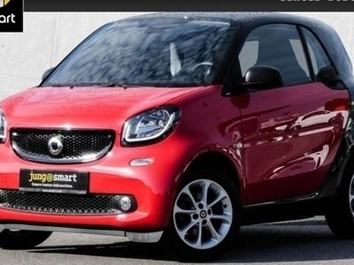 gebraucht Smart ForTwo Coupé 66kW passion DCT cool&Audio SHZ Pano