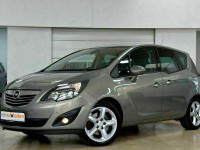 gebraucht Opel Meriva 1.4 INNOVATION 103kW *LEDER*NAVI*AHK*PDC*TEMPOMAT*