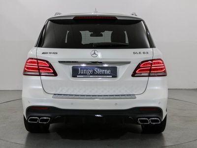gebraucht Mercedes GLE63 AMG AMG 4M