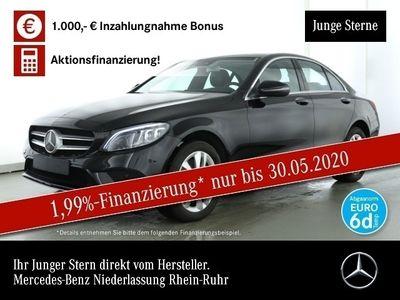 gebraucht Mercedes C400 4M 9G Temp Keyl-GO