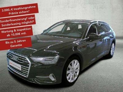 gebraucht Audi A6 Avant 40 TDI S-tronic Sport AHK LED Navi