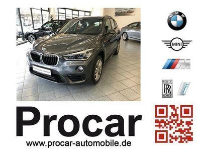 used BMW X1 xDrive20d Sport Line