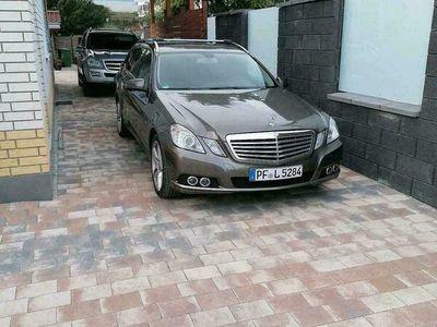 gebraucht Mercedes 250 W212Diesel T-Modell 6 Gang Schalter 7 Sitzer