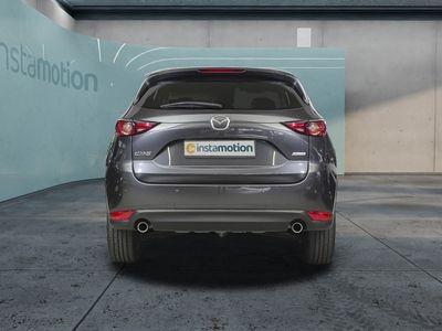 gebraucht Mazda CX-5 CX-52.5 SKYACTIV-G 194 Sports-Line Automatik