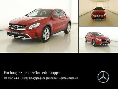 gebraucht Mercedes GLA180 URBAN LED+KEYLESS+PTS+SHZ+KLIMA+EASY-PAC