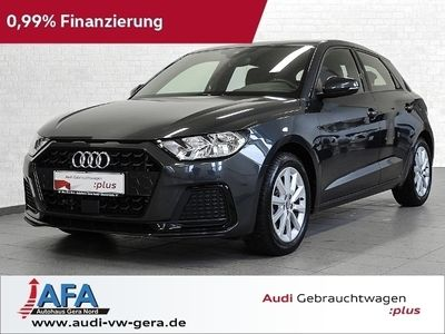 gebraucht Audi A1 Sportback 30 TFSI Sport Advanced S tronic Navi+,virt.CP