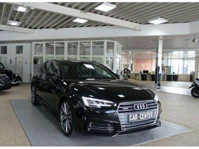 gebraucht Audi A4 B9 S-Line quattro, MATRIX/VIRTUAL/NAV/APS/KAM