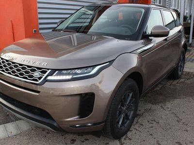 gebraucht Land Rover Range Rover evoque Modell 2020 150 PS Mildhybrid