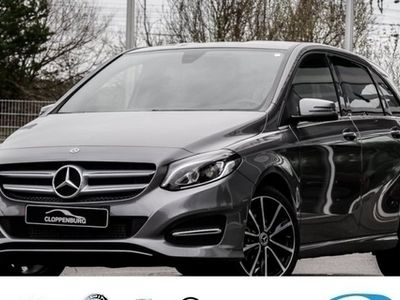 käytetty Mercedes B200 B 200 d UrbanCDI / d (246.208)