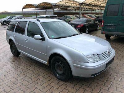 gebraucht VW Bora Variant Comfortline 2.0 Automatik/Klimaauto