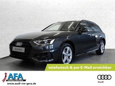 gebraucht Audi A4 Avant advanced 40 g-tron*170PS*S tronic