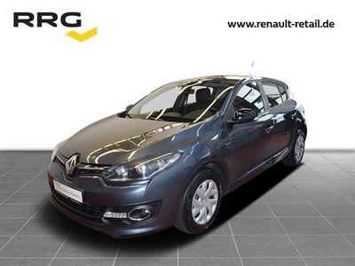 gebraucht Renault Mégane 1.6 16V 110 LIMITED EURO 5