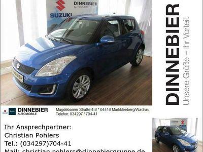 gebraucht Suzuki Swift 1.2 Comfort, Navi, Winterräder - Aktion: 5 JAHRE GARANTIE! Gebrauchtwagen, bei Autohaus Dinnebier GmbH
