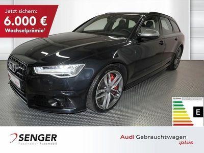 gebraucht Audi S6 Avant 4,0TFSI AHK-Schwenkbar Matrix-LED Standheizu