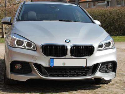gebraucht BMW 220 Active Tourer 220 i M Sport, Panoramadach,