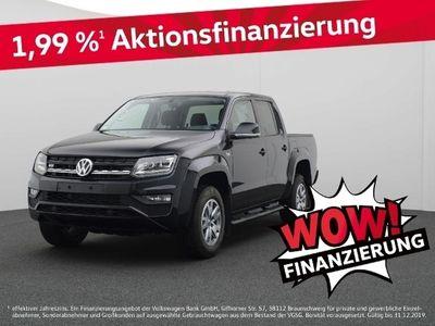gebraucht VW Amarok Comfortline 4MOT zuschaltbar KLIMA NAV X