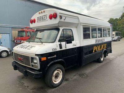 gebraucht GMC Vandura 3500 ehemaliger school bus