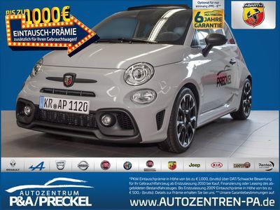 gebraucht Abarth 595C Competizione /Sabelt Sportsitze/Beats/Xenon