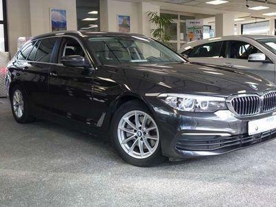 gebraucht BMW 520 5er Touring Steptr*Standh*Head-Up*Driving Assist*