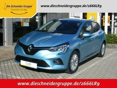 gebraucht Renault Clio TCe 100 Experience Deluxe-Paket