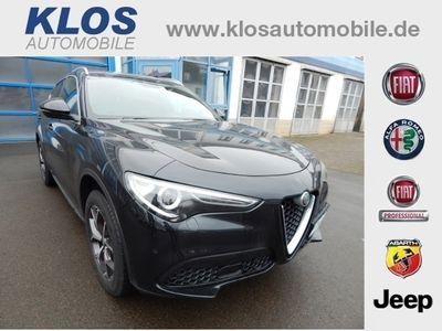 gebraucht Alfa Romeo Stelvio SUPER MY19 2.0 AT8 Q4 VELOCE NAVI 349€mtl. E6DTEMP