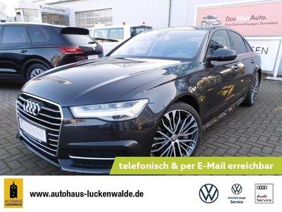 gebraucht Audi A6 Limousine 3.0 TFSI quattro S line S tronic *B