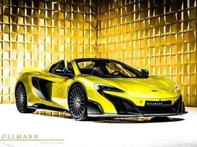 gebraucht McLaren 675LT +LIFT+CARBON+CAMERA+MERIDIAN+TRACK