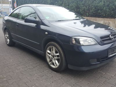 gebraucht Opel Astra 1.8 16V Coupe