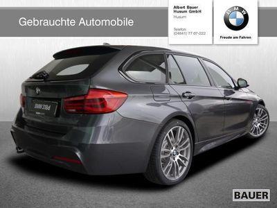gebraucht BMW 318 d M Sport (Navi Klima Einparkhilfe el. Fenster)